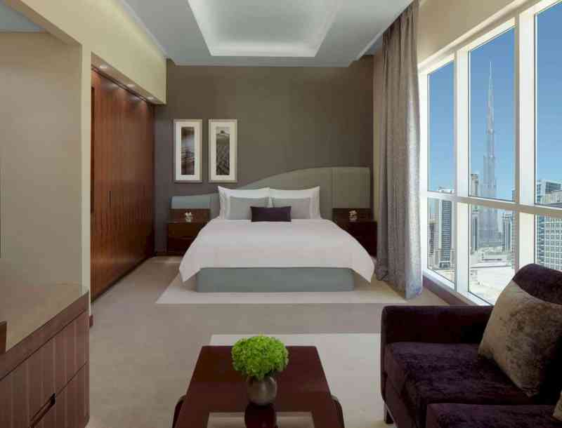 Radisson Blu Hotel Dubai Waterfront 7
