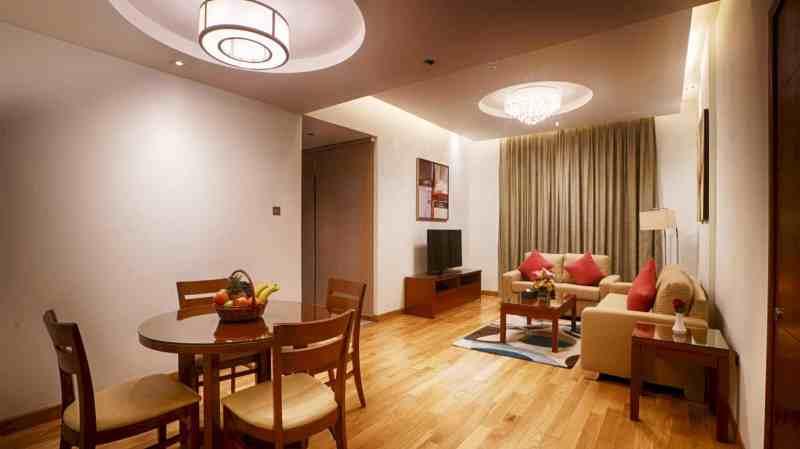 Rose Park Hotel–Al Barsha 16