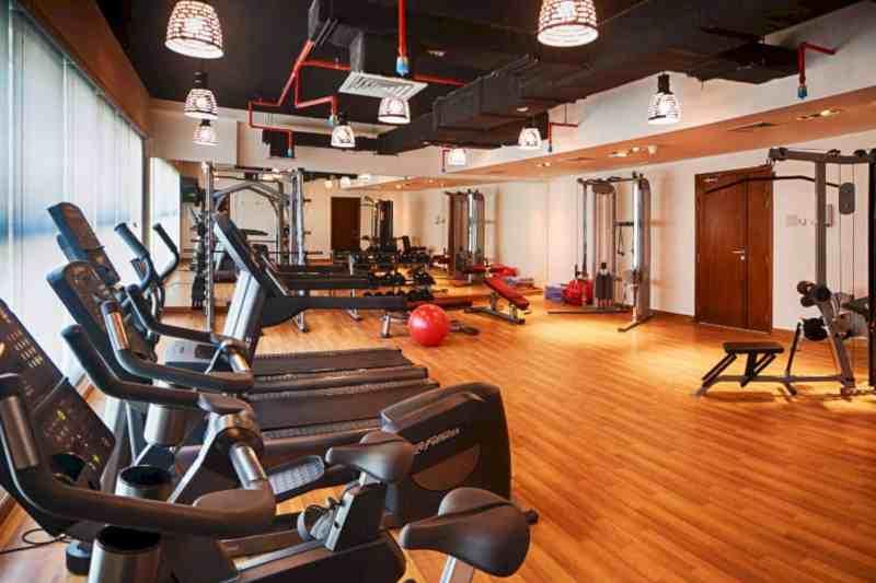 Rose Park Hotel–Al Barsha 4