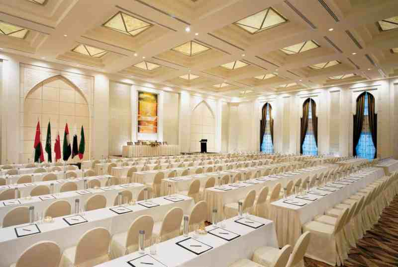 Shangri La Hotel Dubai 14
