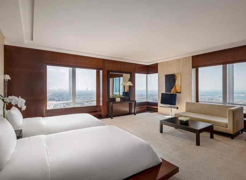 Shangri La Hotel Dubai 17