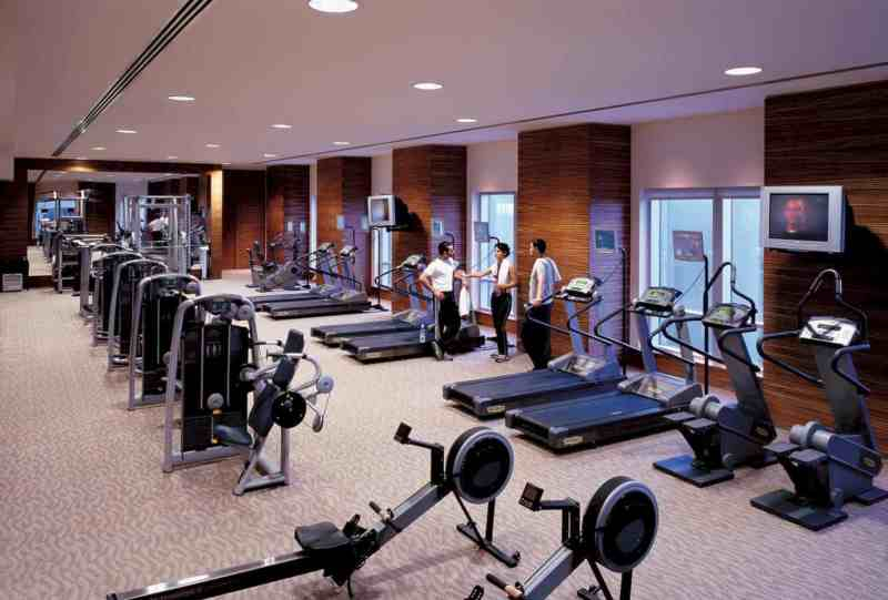 Shangri La Hotel Dubai 3