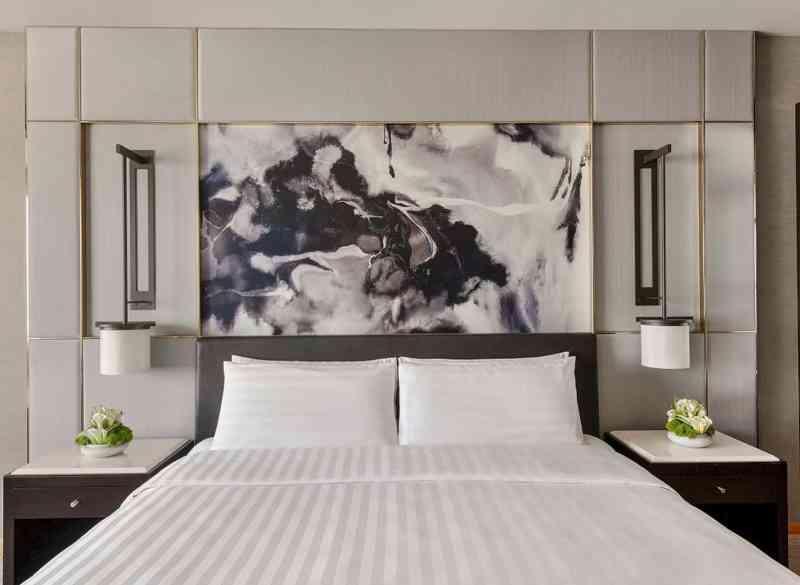 Shangri La Hotel Dubai 9