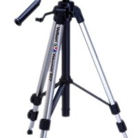 Velbon VideoMate-607/F Heavy-Duty Tripod with Case