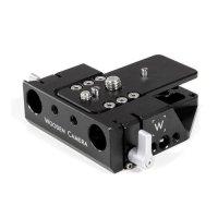 Wooden Camera Fixed Base for Canon Cinema EOS C100, C300 & C500 Cameras