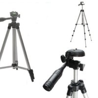 NewTech Premium Lightweight Full Size Digital Camcorder Tripod with Quick Release + tripod carry bag for Vivitar DVR 508, DVR 650, DVR 560, DVR 740HD, DVR1020HD, DVR 945HD, DVR 790HD, DVR 830XHD, DVR 920, DVR 910HD, DVR 940XHD, DVR 620, DVR 925, DVR 410, DVR 400, DVR 610, DVR 805HD, DVR 745HD, DVR 780HD, DVR 865HD, DVR 620HD - 2 year warranty