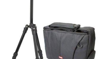 Precision Design 50 Pd 50pvtr Compact Travel Tripod Tripod Store