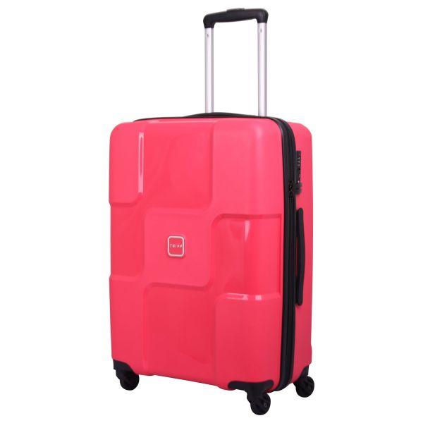 Tripp watermelon 'World' 4 wheel large suitcase - Hard ...
