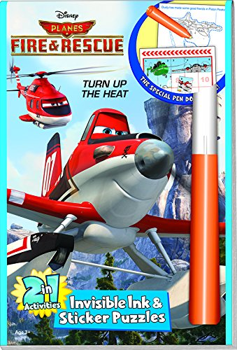 "Disney Planes: Fire & Rescue ""Turn up the Heat Up"""