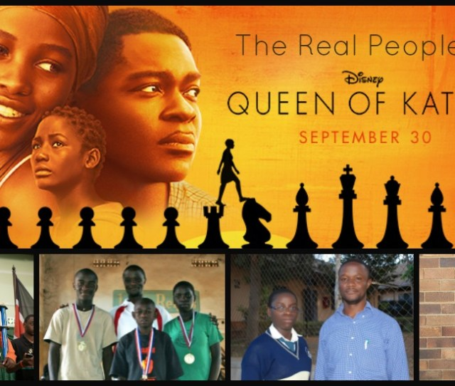 The Real People Of Queen Of Katwe