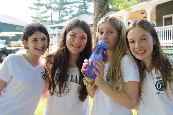 Tripp Lake Camp for Girls in Maine