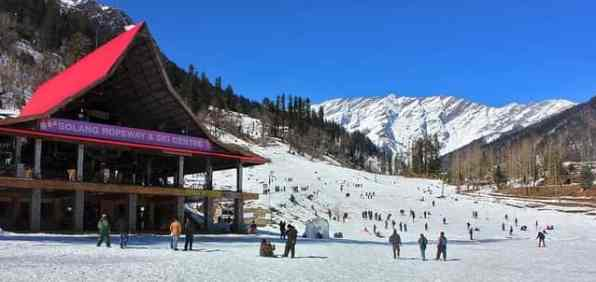 Solang Valley - Manali