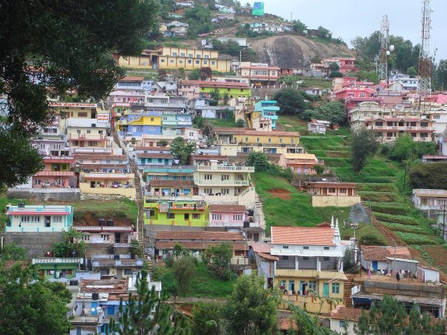 Travel India on a Low Budget - Darjeeling - Ooty