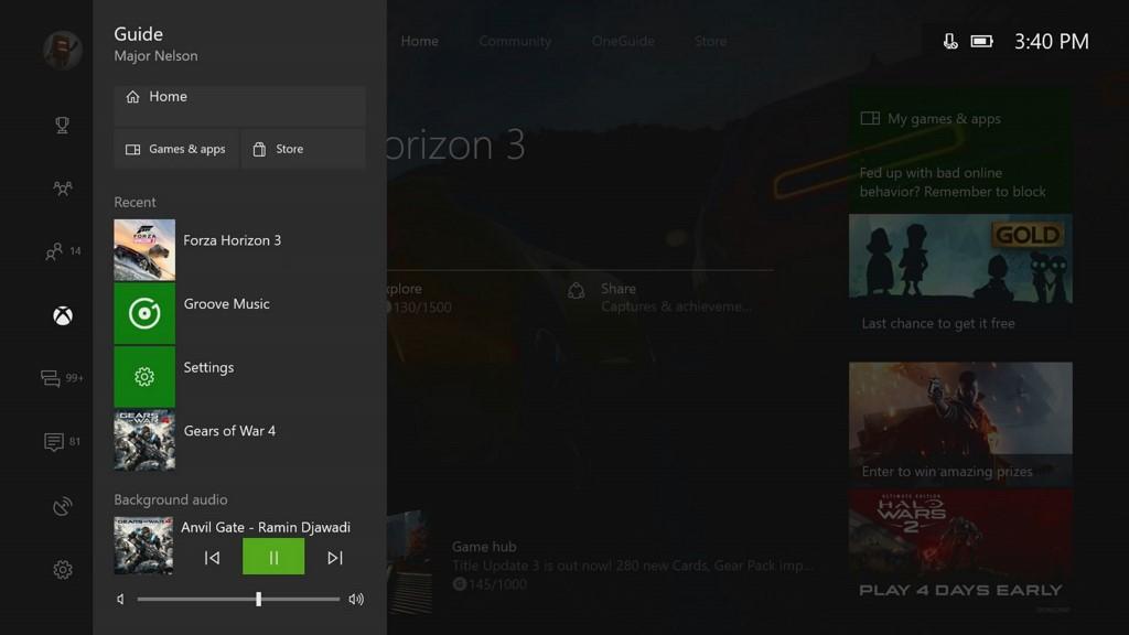 Xbox One Dashboard Update Alle Infos Video 20 Neue
