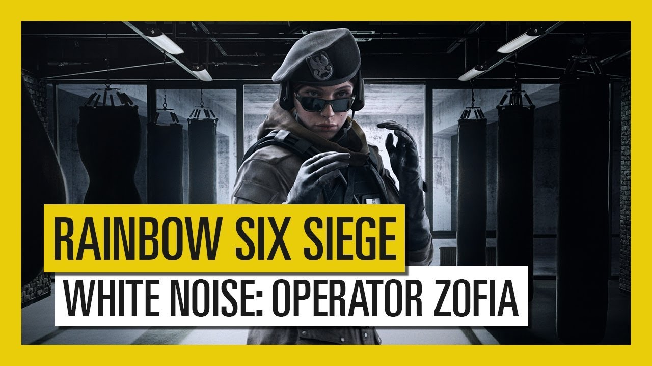 Rainbow Six Siege Operation White Noise Teaser Zum