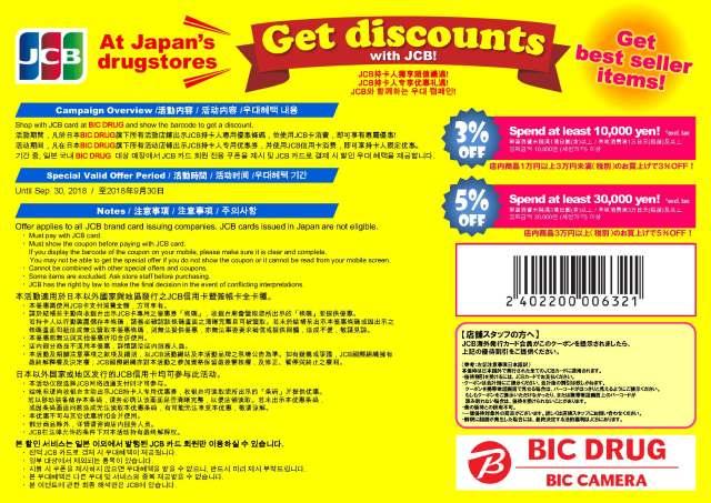 日本優惠券