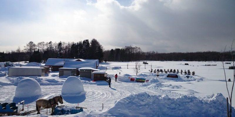 【札幌景點】玩雪囉!北海道札幌近郊旅遊新星:惠庭雪樂園&溫泉