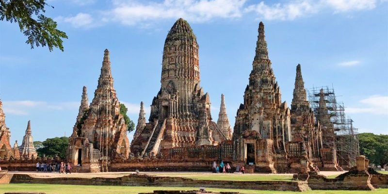 【泰國旅遊】世界文化遺產:泰國大城必訪景點,曾經輝煌的大城王朝