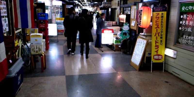 淺草地下街|來到日本東京淺草觀光旅遊絕不能錯過的玩樂景點
