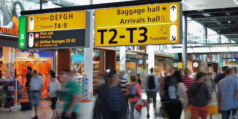 機場出入境超實用對話!領行李、搭接駁車、兌換外幣通通沒問題