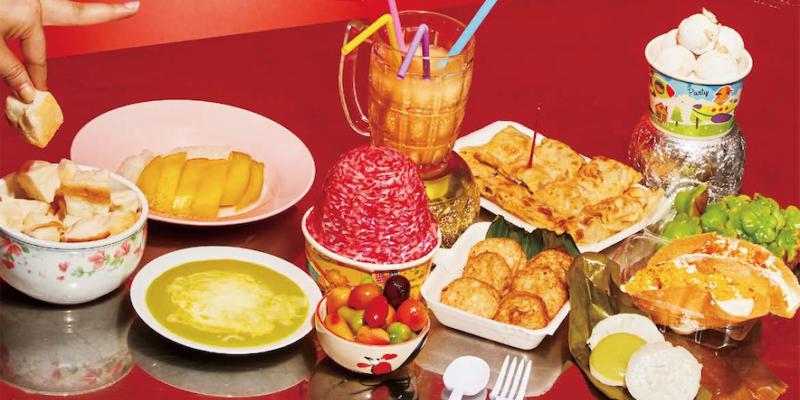 【泰國美食指南】到泰國旅遊一定要品嚐的道地泰國甜點介紹給你