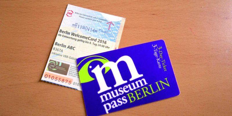 德國旅遊|柏林城市卡攻略!免費搭乘大眾交通工具、景點門票再享折扣~