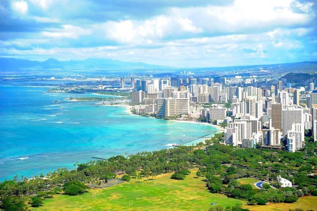 夏威夷自由行