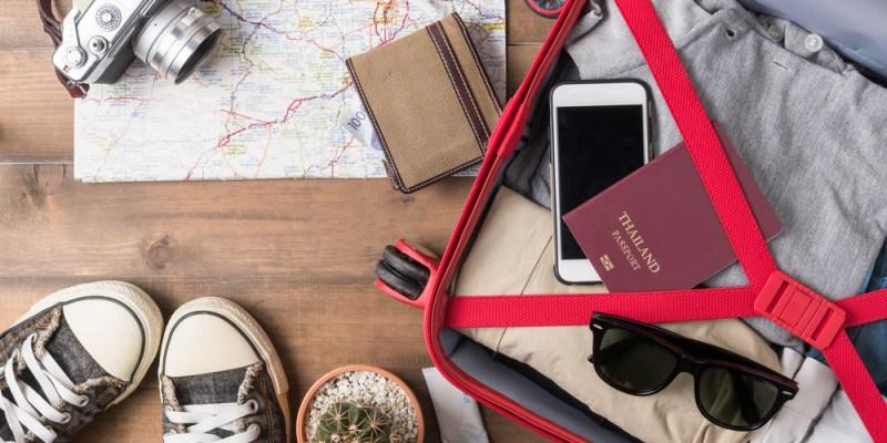 出國旅行必備六大旅行神器推薦!行李箱怎麼能少了它!