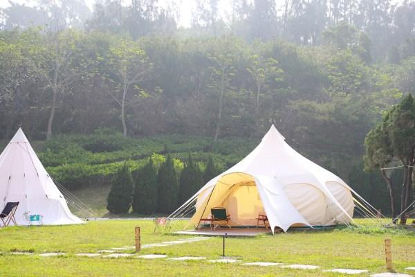 熱門露營區推薦
