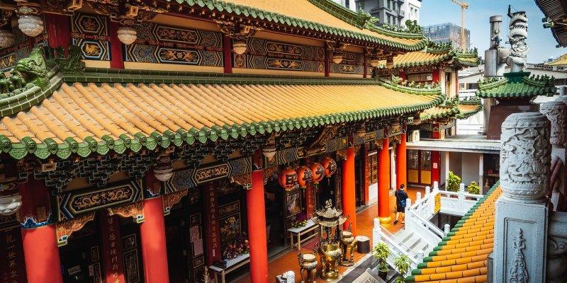 求財超靈驗!台灣中部財神廟推薦,補財庫、求財運給他拜起來