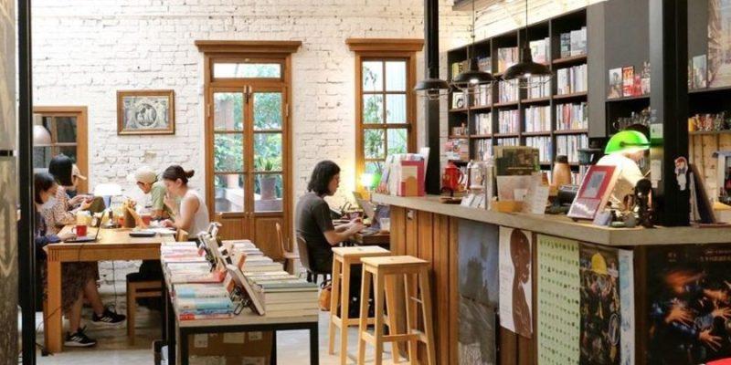 10家特色書店!巷弄間的書香,品味文字的美好空間