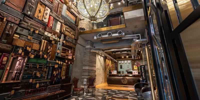 台中住宿|台中 4 間復古工業風酒店,熱門 IG 打卡景點都在這!