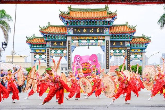 中元節祭典