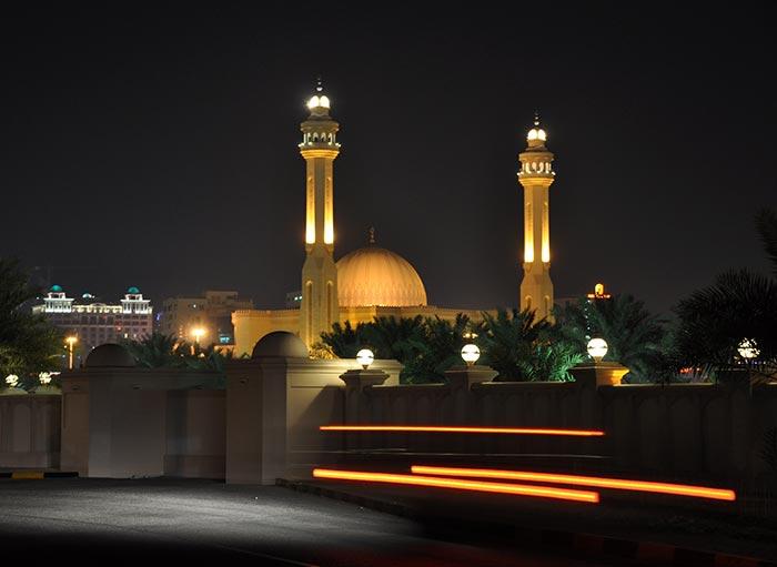 Al Fateh Grand Mosque In Bahrain