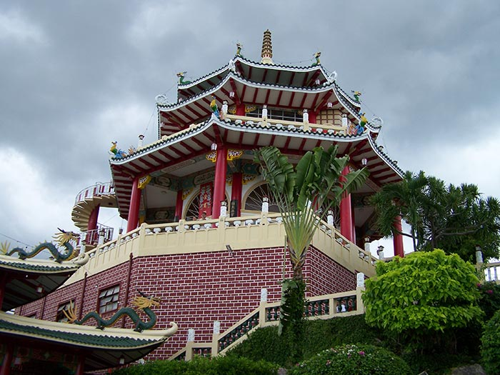 Chinese Taoist Temple Monastery, Philippines
