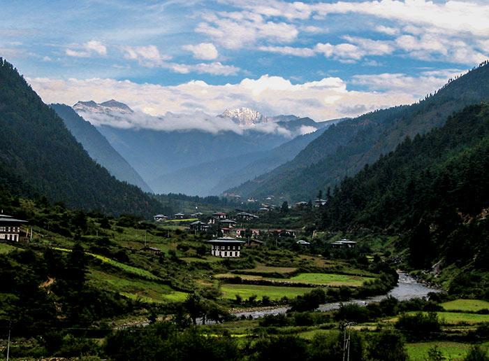 The Kingdom of Bhutan