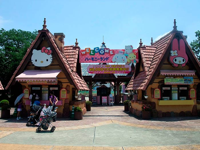 Lovely Hello Kitty Inspired Travel Destinations