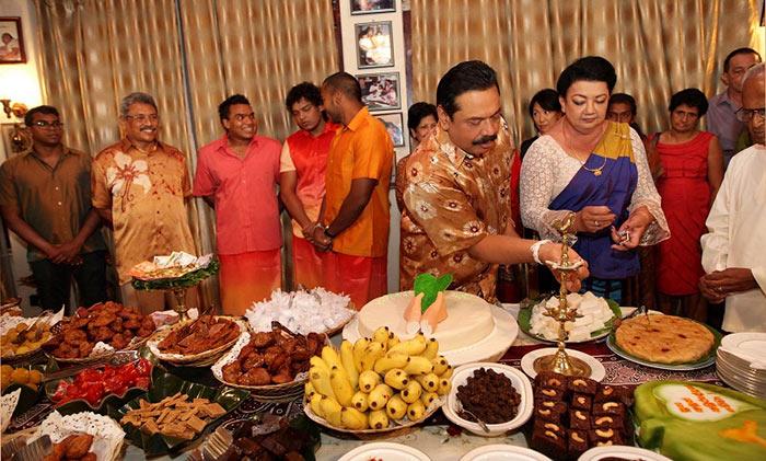 Celebrating New Year In Sri Lanka
