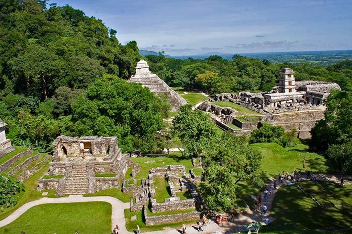 Palenque, Mexico