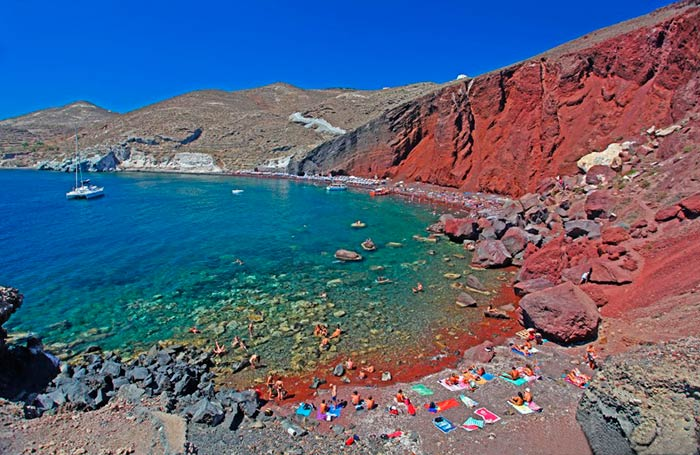 Red Beach, SantoriniRed Beach, Santorini