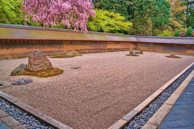 Ryoan-Ji Garden, Japan