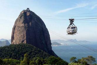 Sugarloaf Mountain, Brazil