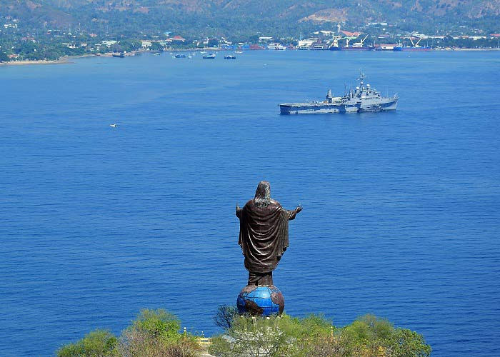 Welcome to the Heaven Called East Timor