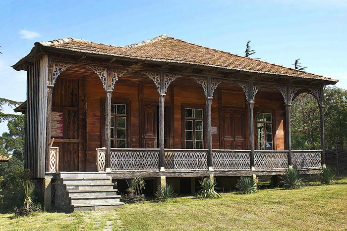 Open air museum of Ethnology