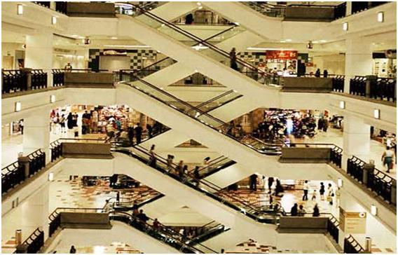 Beijing Mall, Beijing, China