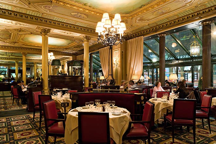 Cafe de la Paix, Paris