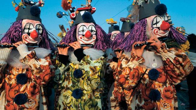 Carnival of Basel in Basel, Switzerland