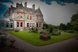 Castle Leslie in Glaslough, County Monaghan, Ireland