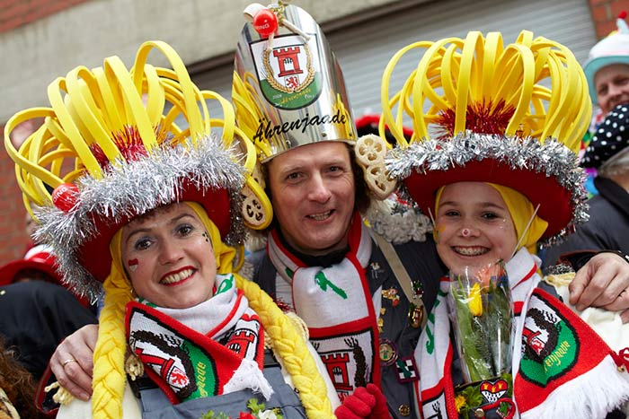 Cologne Carnival in Cologne, Germany