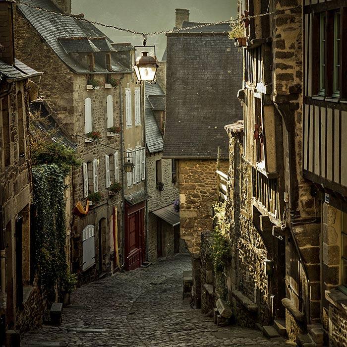 France's Charming City: Dinan